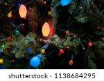 winter holidays close up macro... | Shutterstock . vector #1138684295