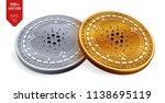 cardano. accepted sign emblem....   Shutterstock .eps vector #1138695119