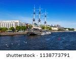 saint petersburg  russia   may... | Shutterstock . vector #1138773791