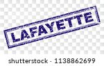 lafayette stamp seal print with ... | Shutterstock .eps vector #1138862699