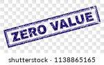 zero value stamp seal watermark ... | Shutterstock .eps vector #1138865165