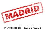 madrid stamp seal print with... | Shutterstock .eps vector #1138871231