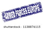 armed forces europe stamp seal... | Shutterstock .eps vector #1138876115