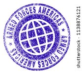 armed forces americas stamp... | Shutterstock .eps vector #1138876121