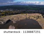 The View To Ilkley From Ilkley...