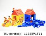 hong kong china  july 5 2018 ...   Shutterstock . vector #1138891511