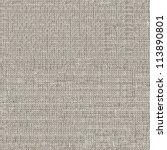 grey fabric seamless pattern  ... | Shutterstock . vector #113890801