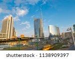 milan  italy   february 17 ... | Shutterstock . vector #1138909397