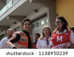 sachsenring  germany   july 22  ... | Shutterstock . vector #1138950239