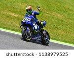 2018 italian motogp 1 june 2018 ... | Shutterstock . vector #1138979525