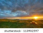 Sunset On The Coast Of Andoya...