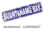 guantanamo bay stamp seal... | Shutterstock .eps vector #1139033327