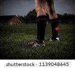 rugby warwickshire uk 05 28... | Shutterstock . vector #1139048645