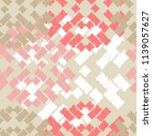 ethnic boho seamless pattern. ... | Shutterstock .eps vector #1139057627