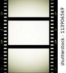 35 Mm Film Strip Background ...