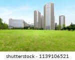 park grassland in chongqing ... | Shutterstock . vector #1139106521