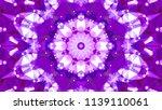 geometric design  mosaic of a... | Shutterstock .eps vector #1139110061