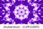 geometric design  mosaic of a... | Shutterstock .eps vector #1139110091