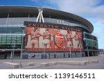 london  united kingdom   18...   Shutterstock . vector #1139146511