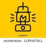 light icon signs | Shutterstock .eps vector #1139167811