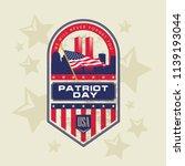 retro vintage badge or label.... | Shutterstock .eps vector #1139193044