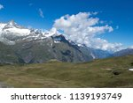 mountain landscape  in the... | Shutterstock . vector #1139193749