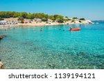 aegina island  greece | Shutterstock . vector #1139194121