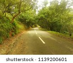 ponmudi hill station   the... | Shutterstock . vector #1139200601