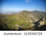 summer hike in the slovakia... | Shutterstock . vector #1139201729