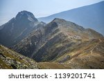 summer hike in the slovakia... | Shutterstock . vector #1139201741