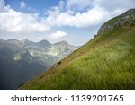 summer hike in the slovakia... | Shutterstock . vector #1139201765