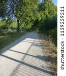dutch path   lane bolsward ... | Shutterstock . vector #1139239211
