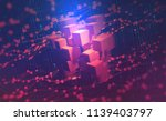 ai. neural networks and... | Shutterstock . vector #1139403797
