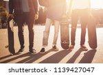friends of men company bully...   Shutterstock . vector #1139427047