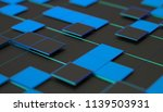 abstract 3d rendering of... | Shutterstock . vector #1139503931
