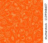 harvest festival. autumn vector ... | Shutterstock .eps vector #1139548607