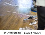 floor care and cleaning... | Shutterstock . vector #1139575307