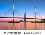saint petersburg  russia   may... | Shutterstock . vector #1139621417