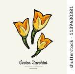 hand drawn vector illustration... | Shutterstock .eps vector #1139630381