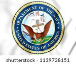 3d seal of united states...   Shutterstock . vector #1139728151