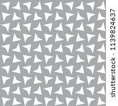 seamless vector pattern in... | Shutterstock .eps vector #1139824637