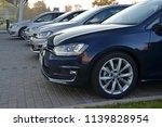 warsaw  poland   october  21 ...   Shutterstock . vector #1139828954