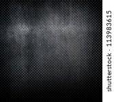 black metal texture | Shutterstock . vector #113983615