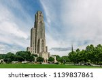 Cathedral Of Learning  A 42...