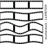 Film Strip Illustration...