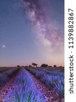 night astrophotography  milky...   Shutterstock . vector #1139882867