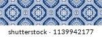 talavera pattern.  azulejos... | Shutterstock .eps vector #1139942177