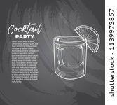 hand drawn sketch vector... | Shutterstock .eps vector #1139973857