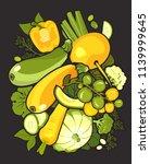 vector vertical illustration...   Shutterstock .eps vector #1139999645
