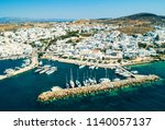 aerial drone bird's eye view...   Shutterstock . vector #1140057137